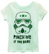 Star Wars Girls' Pinch Me T-shirt - Mint
