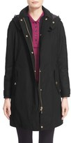 Burberry Women's 'Hartlington' Hooded Cotton Blend Parka