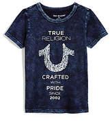 True Religion Toddler/Little Kids Shoestring Tee