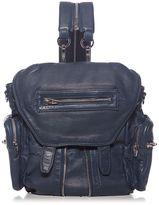 Alexander Wang Mini Marti Nickle Backpack