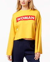 The Style Club Woman Graphic Sweatshirt