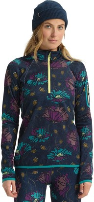 Burton AK Turbine 1/4 Zip Fleece Jacket - Women's