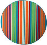 Christopher Knight Home Roxanne Lex Indoor/Outdoor Orange Multi Stripe Rug (8' Round)