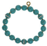 Anne Klein Semi-Precious Stones and Beads Bracelet