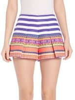 Alexis Karly Aztec Printed Shorts
