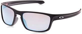 Ray-Ban Men's 0OO9408 Sunglasses, (Matte Black)