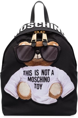 Moschino Teddy Bear motif backpack