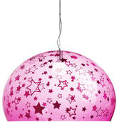 Kartell Children's FL/Y Ceiling Light - Stars - Pink