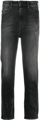 Diesel D-Eiselle straight leg trousers