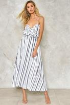 Nasty Gal Havana Maxi Dress
