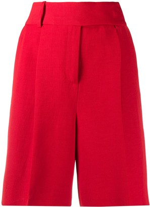 Ermanno Scervino High Rise City Shorts