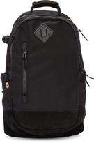 Visvim Black Ballistic 20l Backpack