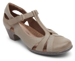 Rockport Women's Brynn T Strap Sandal Women's Shoes