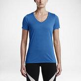 Nike Legend 2.0 V-Neck Women's Training T-Shirt