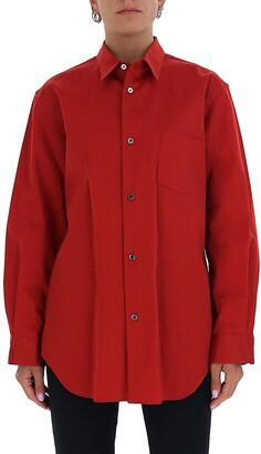 Junya Watanabe Oversized Button Up Shirt