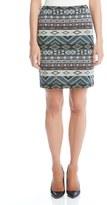 Karen Kane Women's Jacquard Pencil Skirt