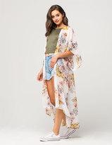 BOG Collective Floral Kimono