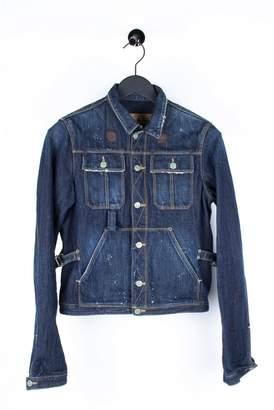 DSQUARED2 Navy Denim - Jeans Jackets
