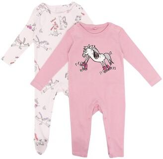 Stella McCartney Kids Horse-Print Pajamas