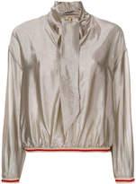 Bellerose tie neck blouse