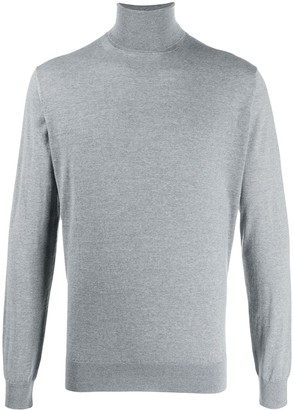 Lanvin Roll Neck Jumper
