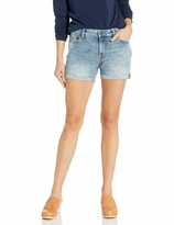 Goodthreads Womens Denim Turn-Cuff Short