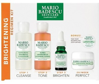 Mario Badescu Brightening 5-Piece Regimen Kit
