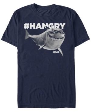 Disney Pixar Men's Finding Nemo Bruce is Hangry, Short Sleeve T-Shirt