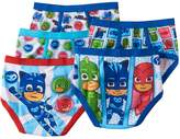 Kohl's Boys 4-6 PJ Masks 5-Pack Briefs