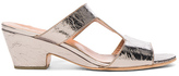 Rachel Comey Cheekie Sandal in Metallics.