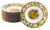 Hermes 15-Piece La Siesta Soup Bowls