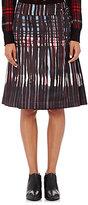 Tomas Maier Women's Matte Satin Wrap Skirt