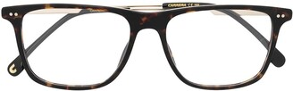 Carrera Thin Frame Tortoiseshell Glasses