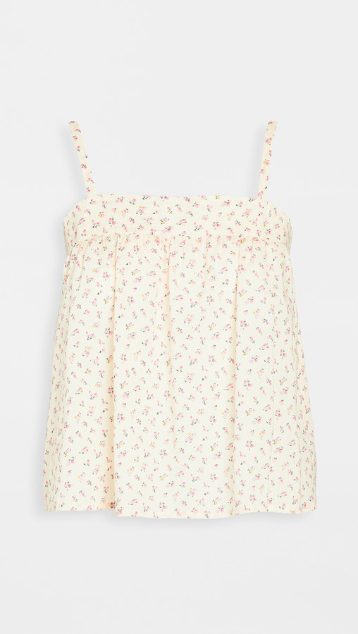 Madewell Juliana Tank Top
