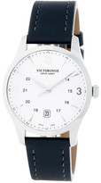 Victorinox Men's Alliance Large Leather Watch