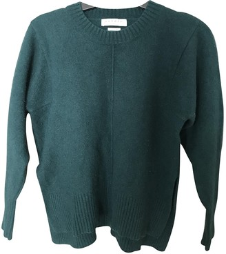 Sandro Green Cashmere Knitwear for Women