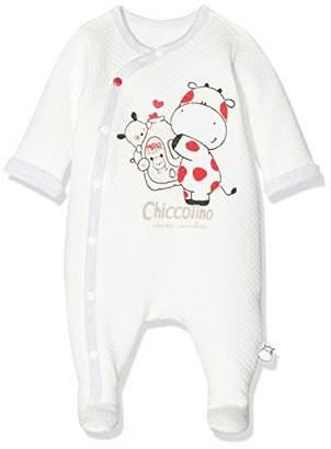Chicco Baby Tutina Apertura Davanti Footies,(Size: 0)