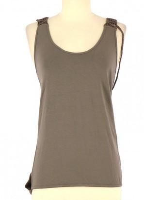 AllSaints Grey Top for Women