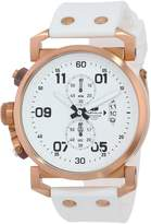 Vestal Men's OBCS005 USS Observer Chrono Rosegold Watch
