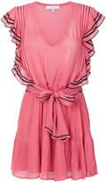 IRO self-tie waist dress