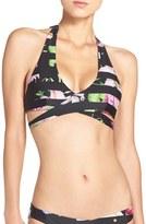 Ted Baker Women's 'Tapestry' Faux Wrap Bikini Top