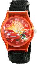 Disney Kids' W001710 Cars Analog Display Analog Quartz Watch
