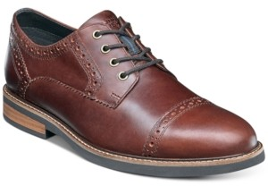 Nunn Bush Men's Overland Cap-Toe Oxfords Men's Shoes