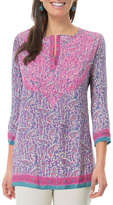 Gretchen Scott Printed Tunic Top
