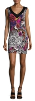 Trina Turk Charline Printed Bodycon Dress
