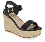 BC Footwear Peonies Vegan Wedge Sandal