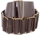 Yigal Azrouel Embellished Waist Belt