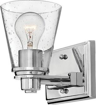 Avon Hinkley Lighting 1-Light Bath Sconce Hinkley Lighting