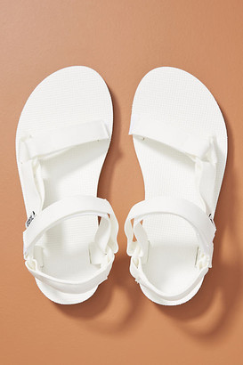 Teva Original Sandals By in White Size 10