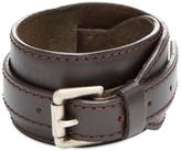 Louis Vuitton Vintage Leather Force Bracelet